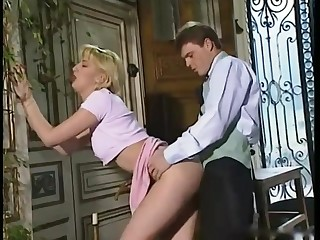 Forsome pound, mummies in tights and Reproduce PENETRATION lovemaking in antique porno flick