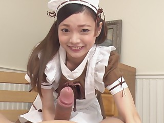 My real abide maid piece of baggage #12 - Submissive cutie
