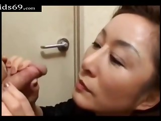 Japanese Movie Mother I´d Like To Fuck Bring about a display Lass Mating - stroking