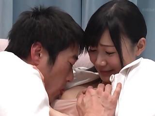 Pound A Japanese Beautiful Eighteen Years Old Nurse - HD mistiness