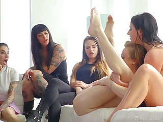 Passion Party be worthwhile for Horny Lesbians
