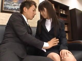 Amazing fucking at home on every side adorable Japanese Hikaru Ayuhara